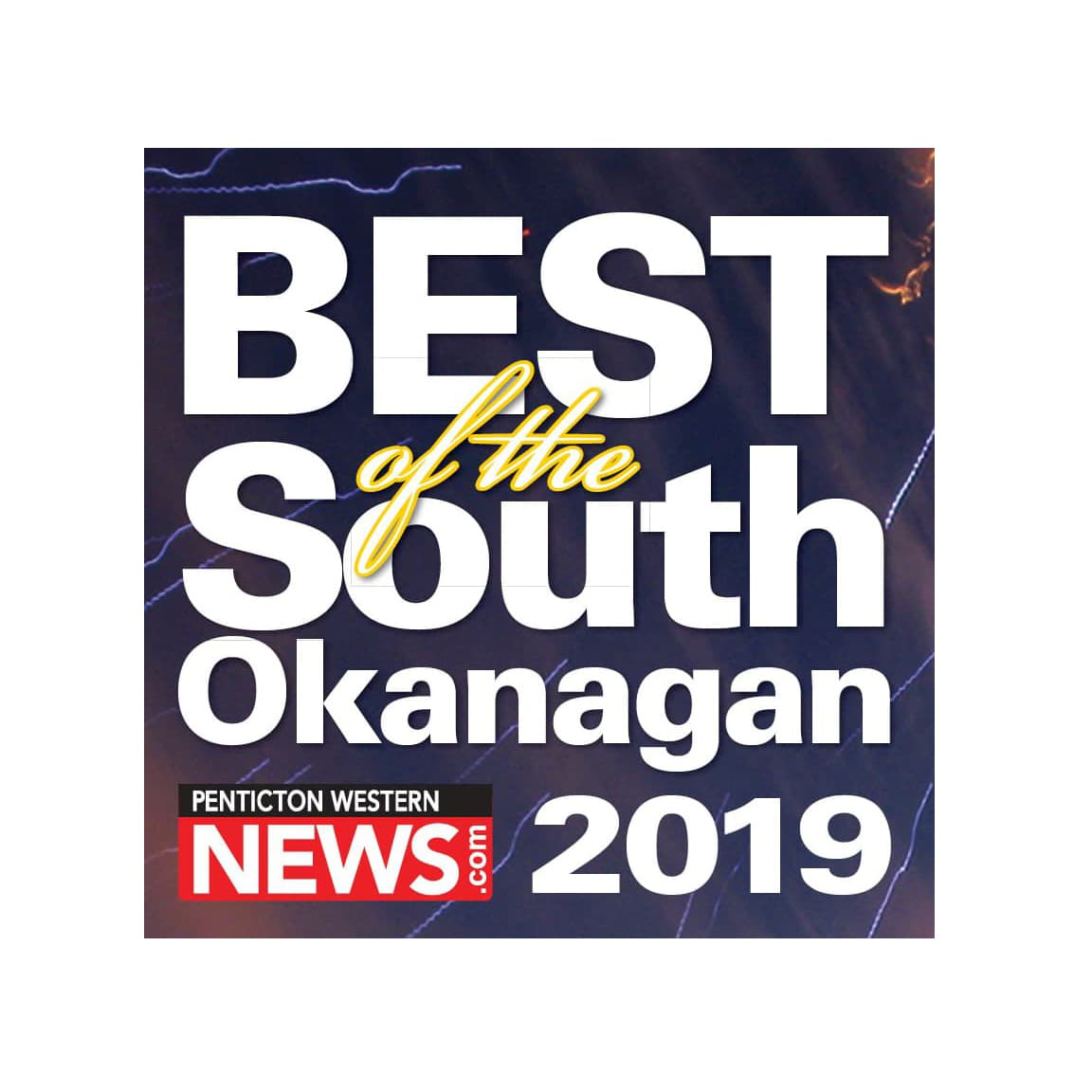 2019 Best of the South Okanagan, Penticton Western News